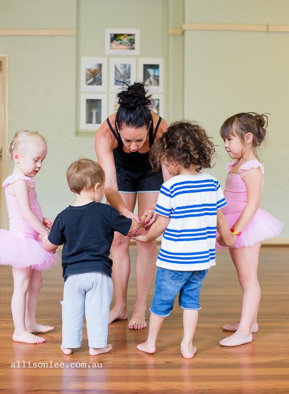 Preschool dance class in Pyrmont