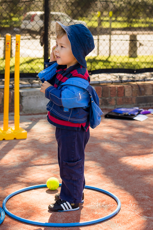 Sports Class for 2 year old